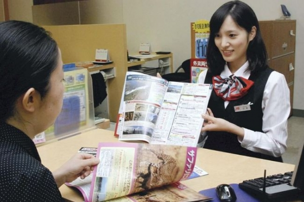 Japan's senior citizens play key role in overseas travel