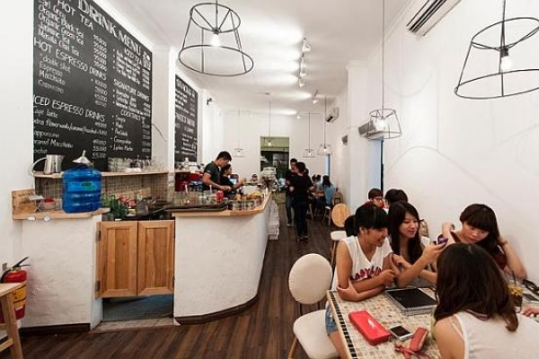 Vietnam's youth hungry for things new and foreign