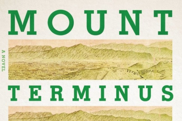 David Grand conjuring early LA from afar in 'Mount Terminus'