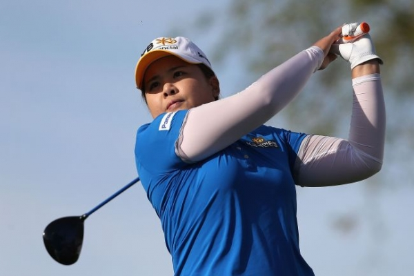 Park, Piller share early lead in JTBC Founders Cup