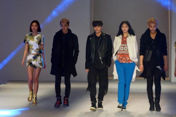 Hallyu buoys Korean fashion