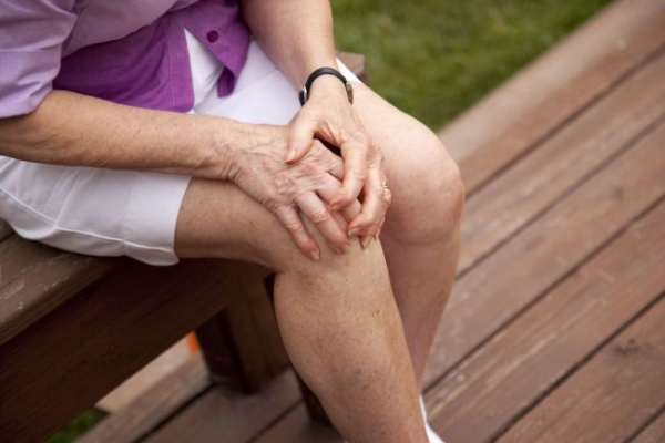 Knee joint disorder patients surge in spring