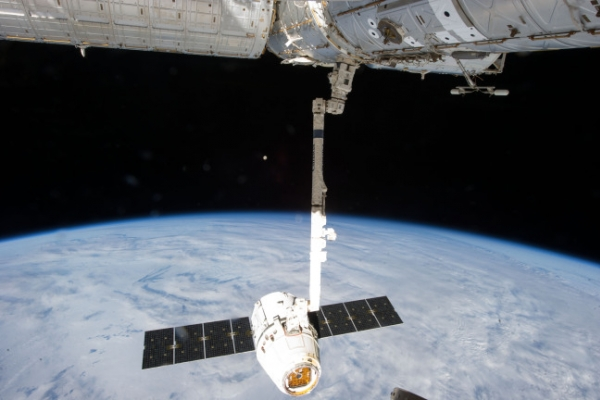 NASA approves station supply launch
