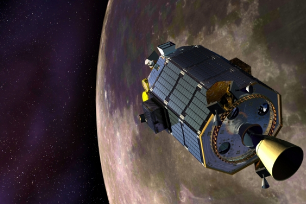 NASA spacecraft ends mission with crash into the moon