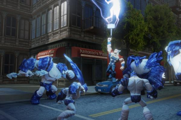 Disney adding Marvel heroes to 'Infinity' game