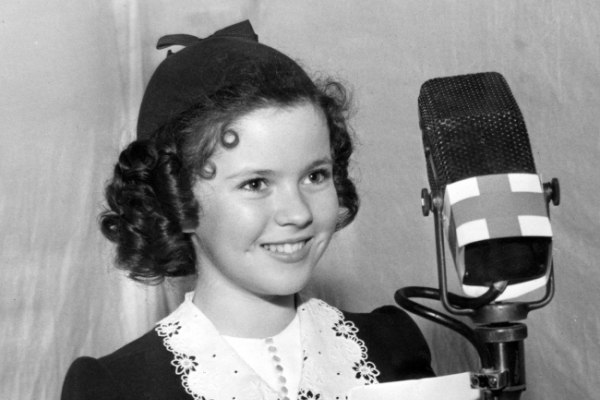 Shirley Temple and the Great Depression