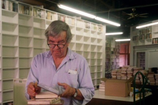 Larry McMurtry talks about his new novel
