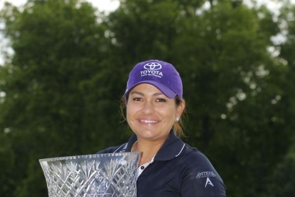 Salas bags first LPGA victory
