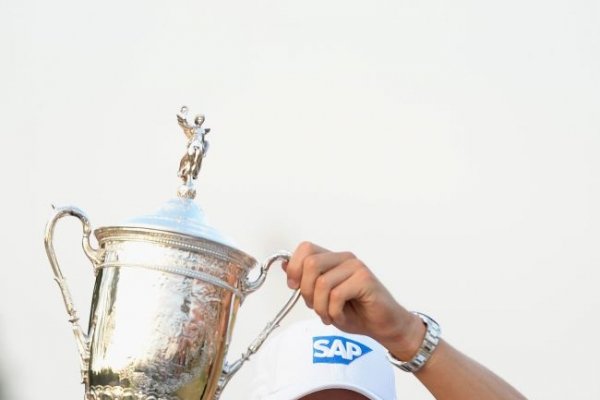 Kaymer wins U.S. Open by 8 strokes