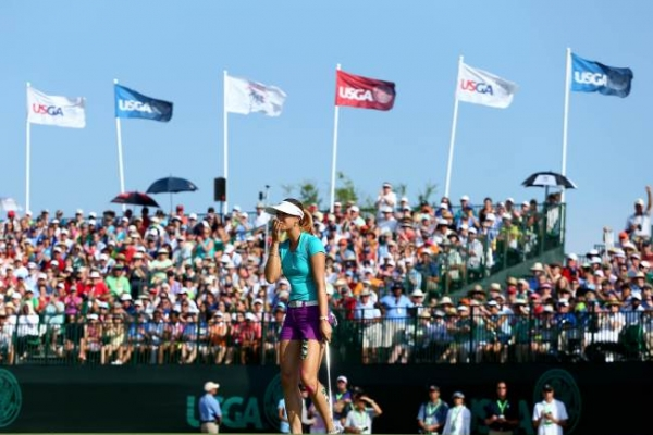 Wie holds on to win Women's Open