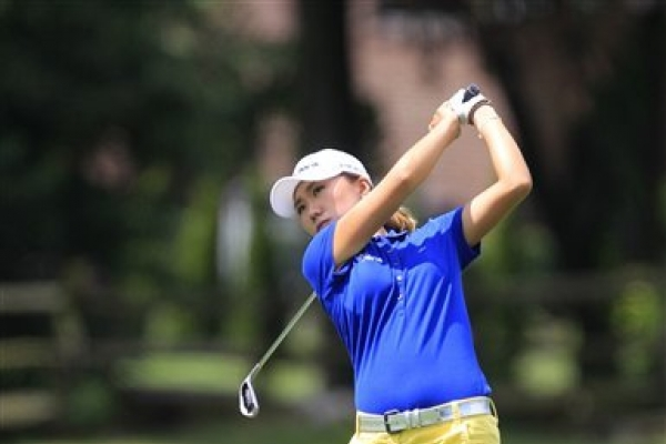 Kim wins Ladies European Masters