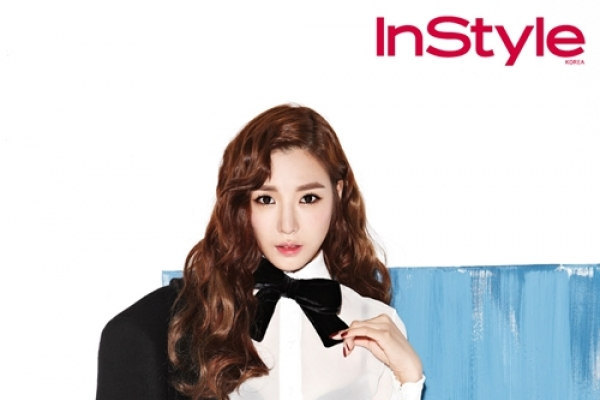 Girls' Generation's Tiffany appears in sexy urban look