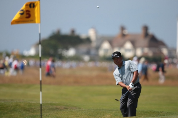 McIlroy, Tiger deliver at Brit Open
