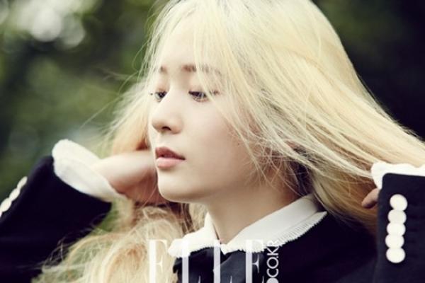 f(x) Krystal's natural-fresh charm