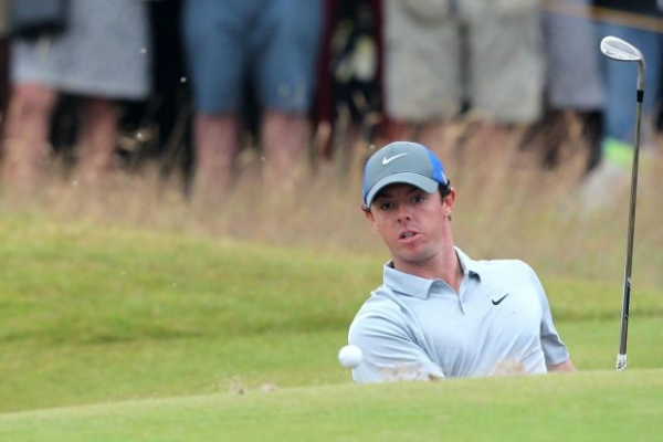 McIlroy ready to get back to work