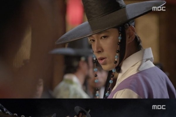 Jung Yunho makes first appearance in 'The Night Watchman'