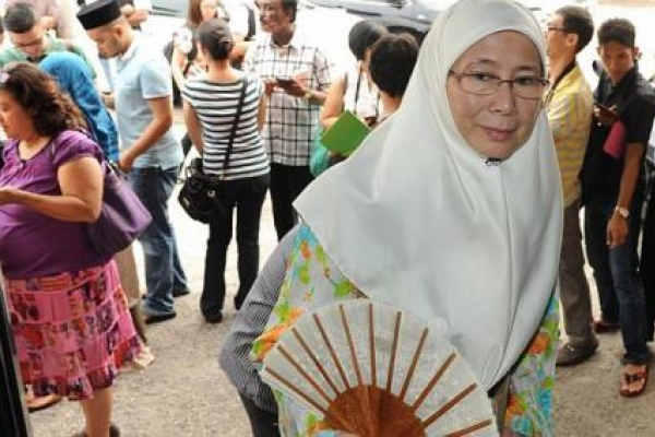 Wan Azizah: Rise of a reluctant politician