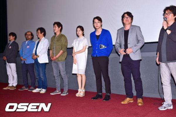 Actors of 'Sea Fog' celebrate surpassing 1m viewers