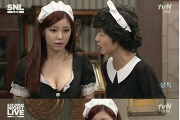 Jun Hyo-seong declines Jay Park's offer to teach 'breast dance'
