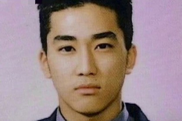 Song Seung-heon's high school photo revealed