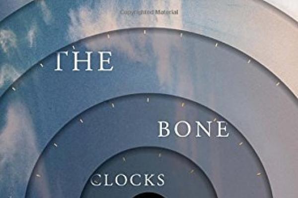 David Mitchell's 'Bone Clocks' revisits story lines of 'Cloud Atlas'
