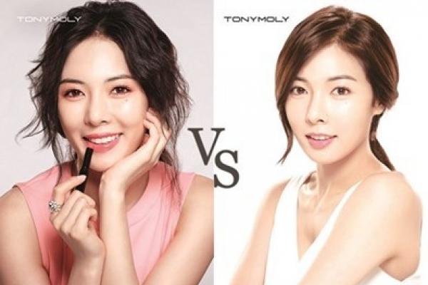 HyunA lures in pure makeup