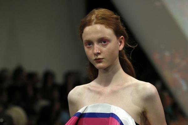 Style goes digital at London Fashion Week