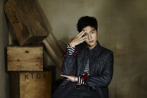 Lee Min-ho exudes romantic attraction as Guess Jeans model