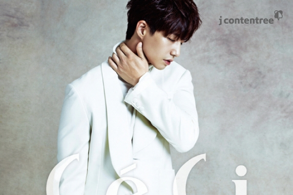 Song Jae-rim poses for Ceci