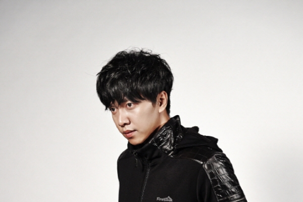 Lee Seung-gi boasts chic look