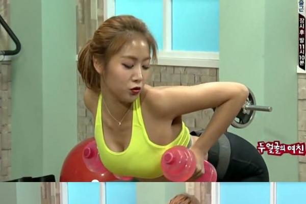Sistar's Soyou causes stir on SNL Korea