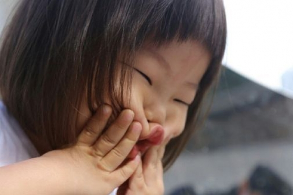 Da-yoon, daughter of Jung Woong-in, imitates cute duck