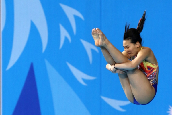 [Asian Games] Diving events end with brighter future ahead for the hosts
