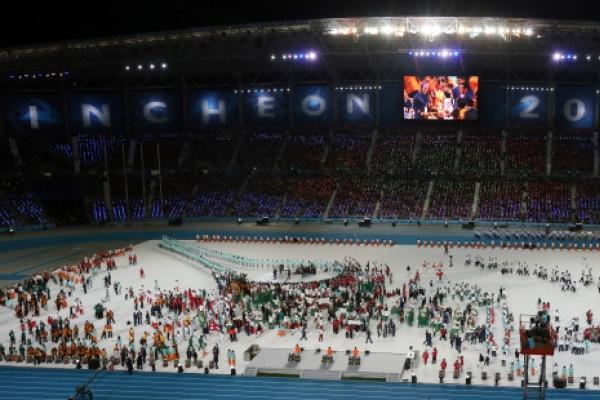 [Asian Games] Incheon bids farewell to Asia as curtain falls