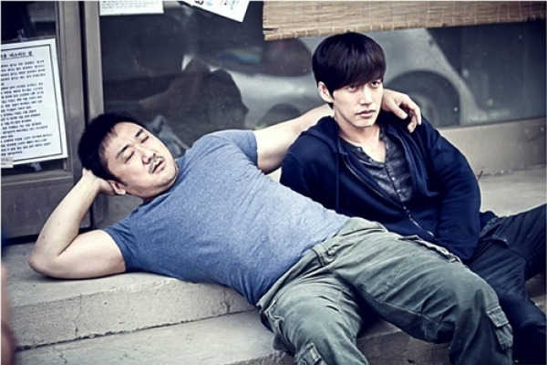 Park Hae-jin, Ma Dong-suk go 'manly adorable'