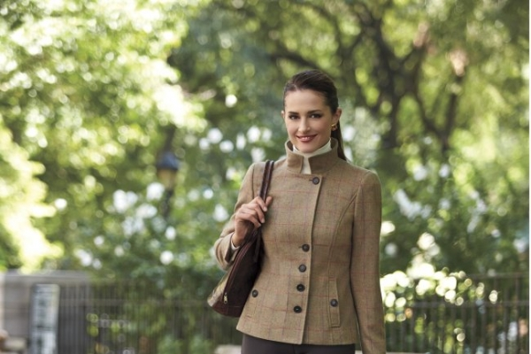 Nina McLemore: go-to fashion choice for chic CEOs