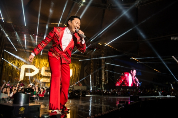Psy to repeat 'All Night Stand' concert series
