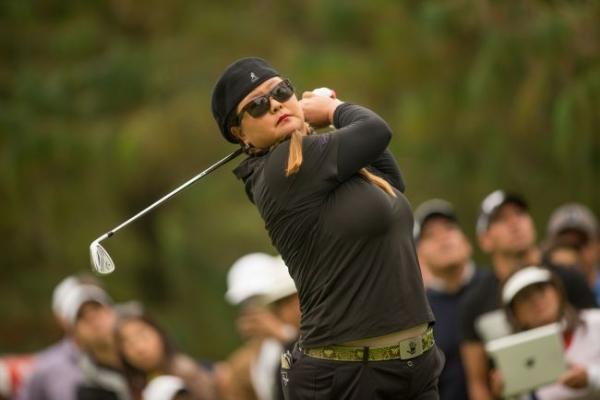 Christina Kim leads Ochoa Invitational
