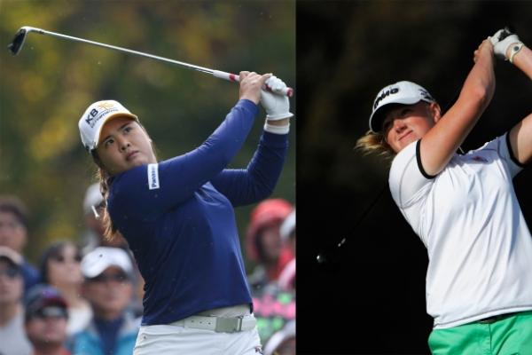 Park, Lewis in LPGA title hunt