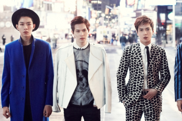 FNC to hold family concert in Japan