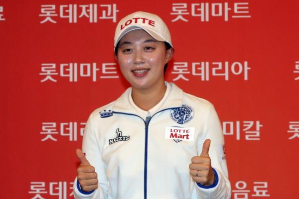 Kim Hyo-joo to focus on improving short game