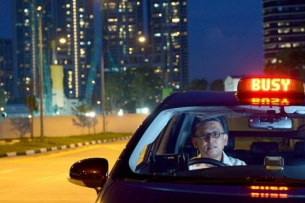 Tales of a taxi 'uncle'
