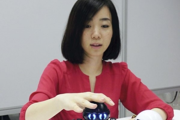 High-tech toys attract adults as well as kids