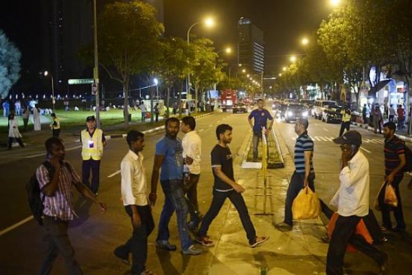 Little India riot: One year later