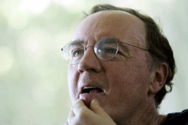 James Patterson is on a mission to #saveourbooks