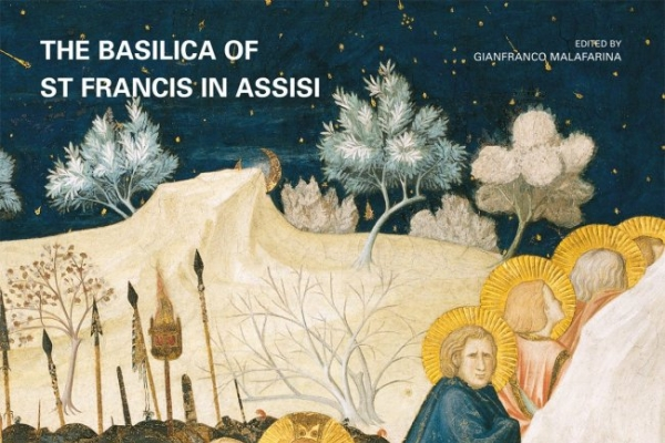 Beautifully illustrated history of Italy's Basilica of St. Francis