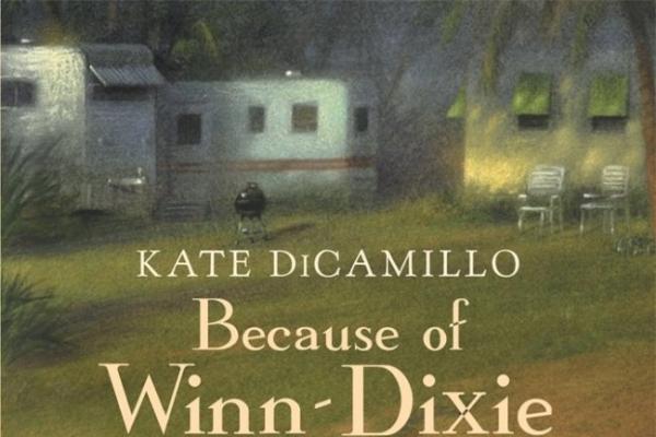 Kate DiCamillo, rock star of children's literature