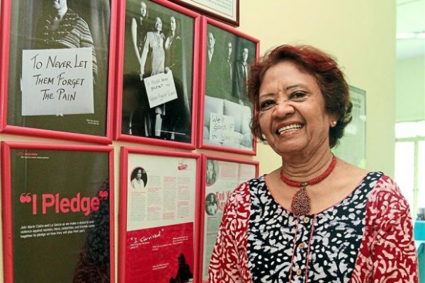 Fighting for gender equality in Malaysia