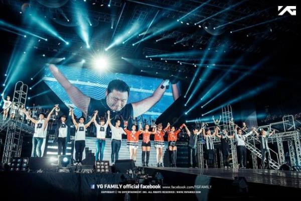 YG to establish K-pop cluster outside Seoul