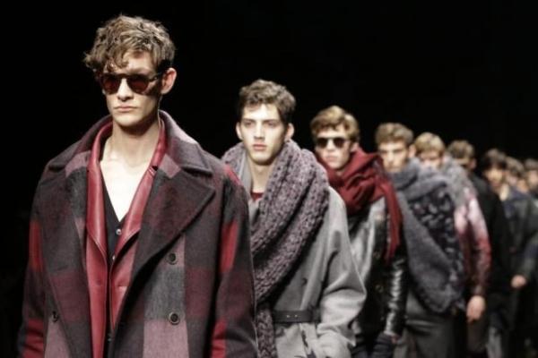 Milan Fashion designers celebrate normality